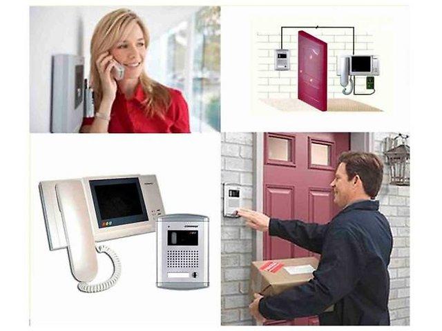 Установка и обслуживание домофонов